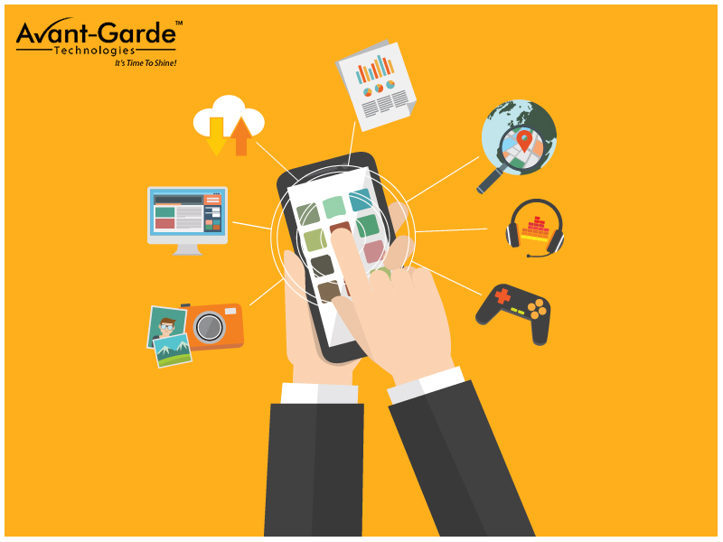 What Are The Five Emerging Mobile App Development Trends?