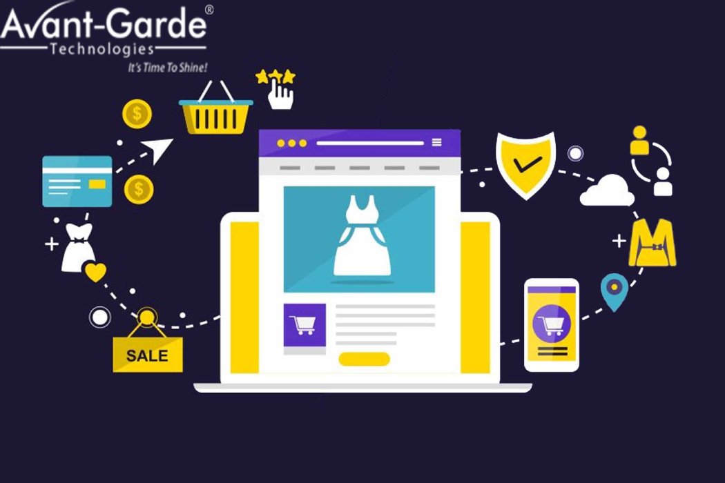 E-commerce wesite development in India