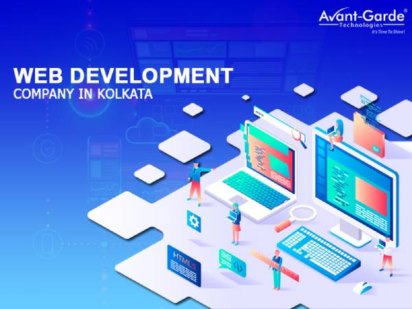 WEB DEVELOPMENT SERVICES IN KOLKATA