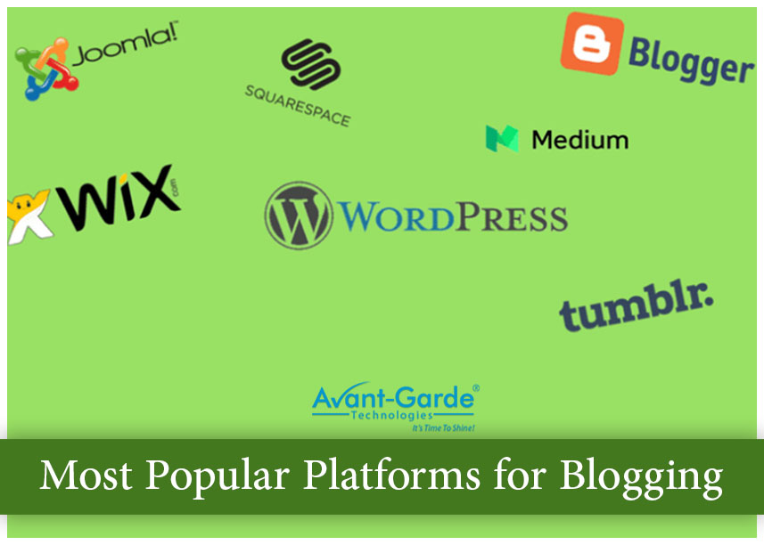 Blogging Platforms to Write Your Blogs